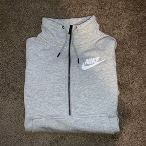 Nike 1/4 zip sweater